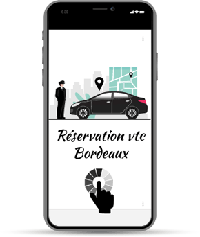 Reservation vtc Bordeaux Logo